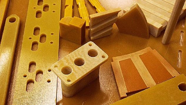 Механическая обработка композитных материалов