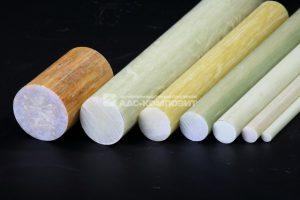 Стеклопластик профильный диэлектрический стержневой марки СПП-ЭИТ