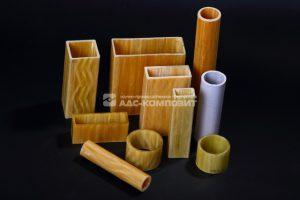 Профили композитные конструкционные марки СПП-ЭП-Ф