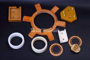 Механическая обработка композитных материалов, изготовление деталей