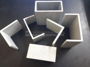 Профили и стержни конструкционные