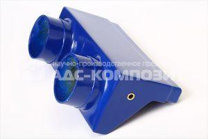 Изделия формованные из трудногорючего стеклопластика марки ФТСП